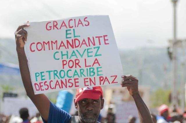 Hugo Chávez Haití