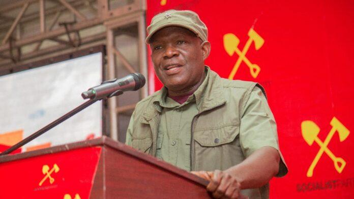 Zambia candidato