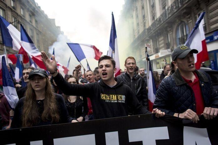 Derecha Francia