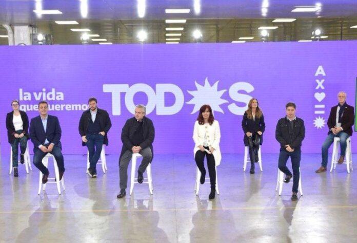 argentina elecciones paso candidaturas