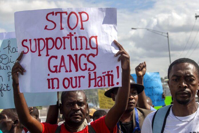 Haití guerra