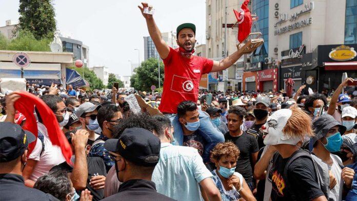 Túnez presidente Parlamento