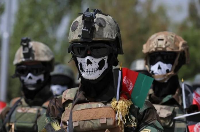 Afganistán talibán EEUU